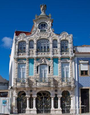 Museu de Arte Nova in Aveiro