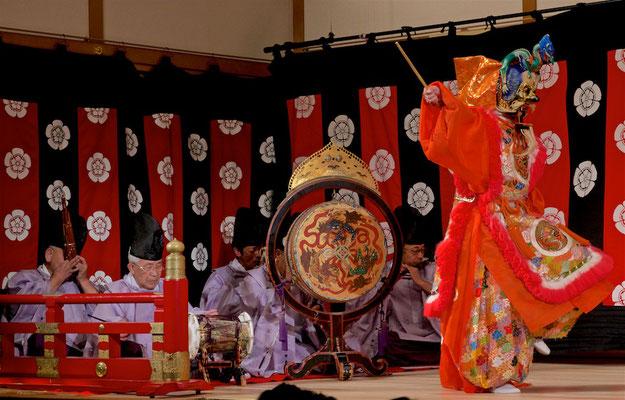 Gagaku Hofmusik im Gion Corner