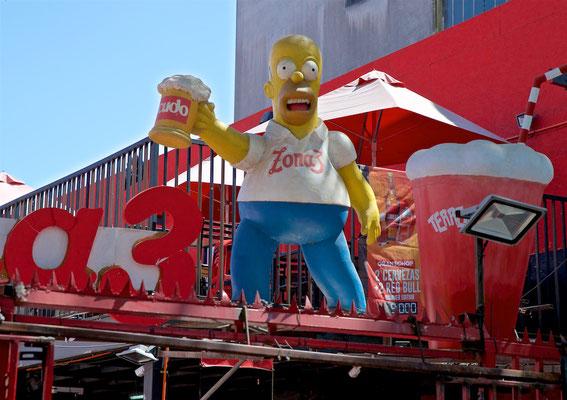 Gib mir ein Bier, Homer....