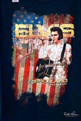 Graceland - Elvis Presley´s  Anwesen in Memphis, Tennessee