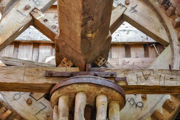 Die Bockwindmühle (auch Ständermühle, Kastenmühle oder Deutsche Windmühle) ist der älteste Windmühlentyp in Europa.