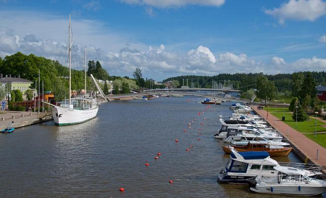 Neuer Hafen von Porvoo