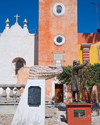 Santuario De Jesús Nazareno de Atotonilco