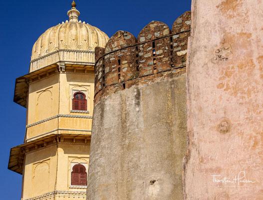 Später sollte er die nach ihm benannte Stadt Udaipur als neue Hauptstadt von Mewar gründen.