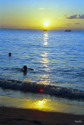 Strand auf Mahe