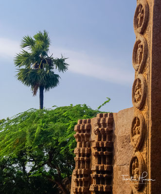 Beide Städte bildeten auch wichtige Zentren der Pallava-Architektur, die einen der Ausgangspunkte des späteren Dravida-Stils in der indischen Tempelarchitektur bildete.
