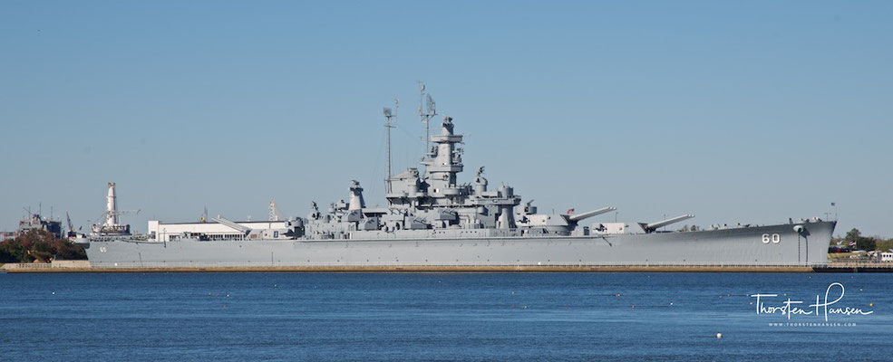 USS Alabama in Mobile