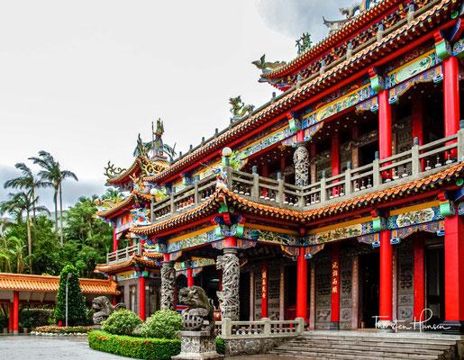Weil die Leute des Dorfes sich im Jahre 1836 ein Geisterzentrum wünschten, um ihre Seele weiterzuführen, bauten sie diesen Tempel.