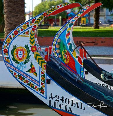 Aveiro, das Venedig Portugals