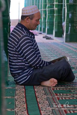 Id-Kah Moschee in Kashgar. Die grösste in China