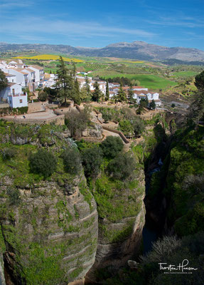 Altstadt (La Ciudad) von Ronda