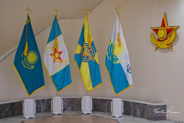 Militärmuseum in Astana