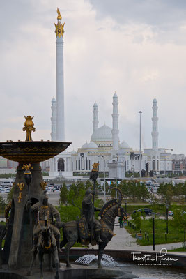 Nur-Astana-Moschee in Astana