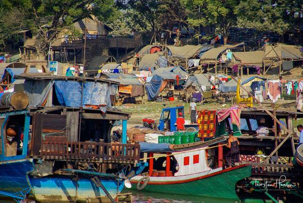 Fluss Irrawaddy