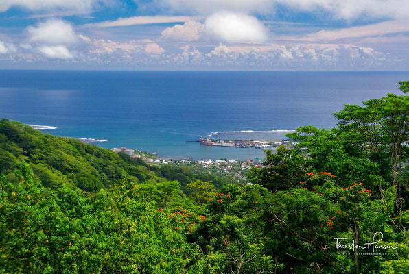 Willkommen auf Samoa