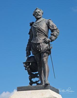 Pirat der Königin - Sir Francis Drake