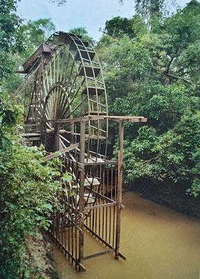 Wasserrad Spean Thma