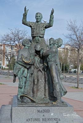 Antonio Bienvenida - einer der berühmtesten Toreros Spaniens