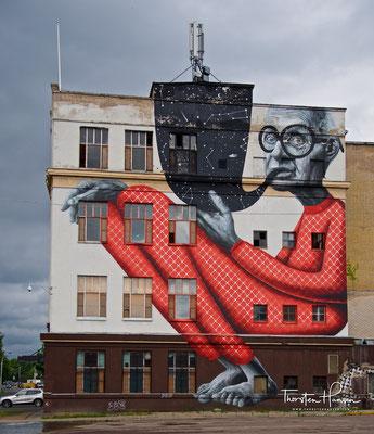 Graffiti in Kaunas