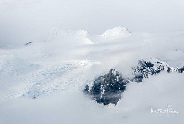 Der damals bestiegene Gipfel heißt heute Fake Peak.