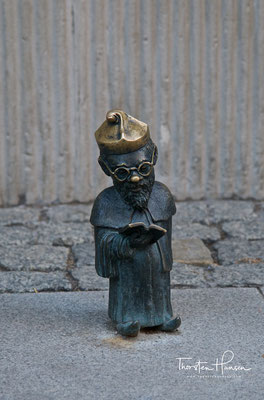 Życzliwek Gnome - Breslauer Zwerge