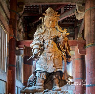 Wächter im Tōdai-ji