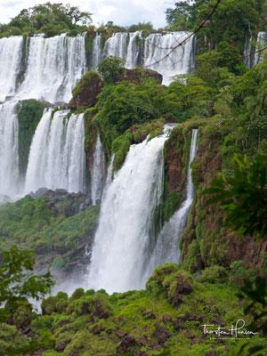 Die Cataratas do Iguaçu, argentinische Seite
