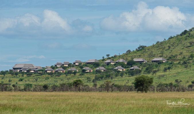 Kubu Kubu Camp im Serengeti National Park