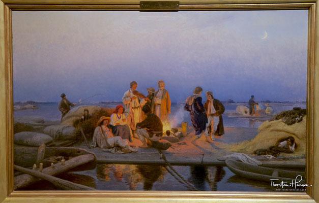 Gemälde von Wilhelm August Stryowski
