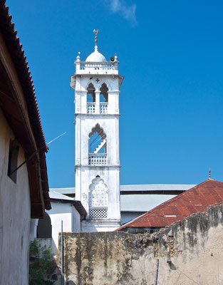 Moschee in Stone Town
