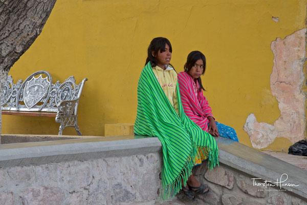 Rarámuri Kinder in Creel
