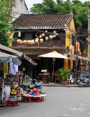 Der Name Hội An erschien erstmals 1630 auf einer Karte.