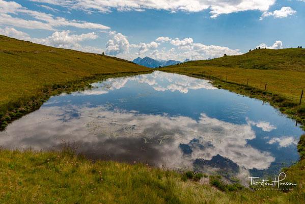 Der wundervolle Glittner See