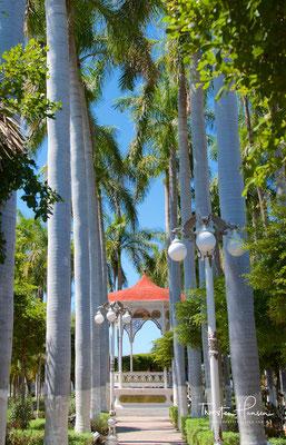 Park von El Fuerte