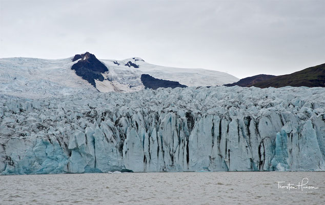 Gletscherzunge Fjallsjökull