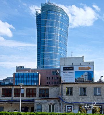 Das neue Warschau - Warsaw Spire