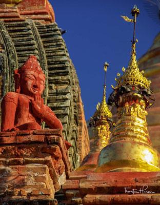 Oberbirma führte eine unsichere Existenz zwischen der Vorherrschaft der Shan, die z. B. 1299 einen König Bagans töteten, und tributpflichtigen Beziehungen mit China, während Unterbirma wieder unter die Herrschaft der Mon (mit der Hauptstadt Pegu) geriet