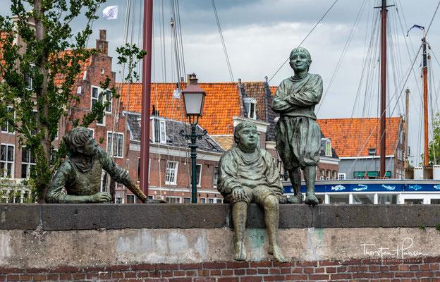 Die drei Schiffsjungen des Kapitäns Bontekoe
