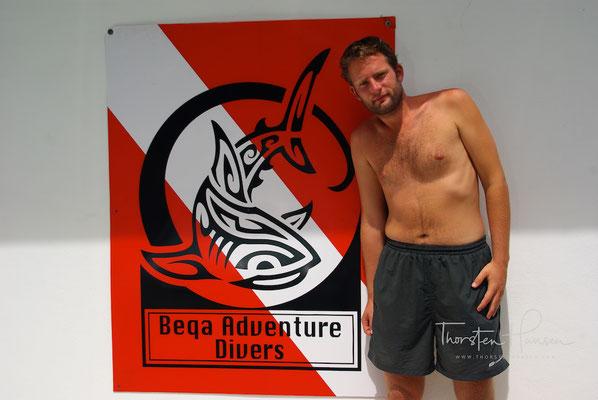 Beqa Bad Shark Dive
