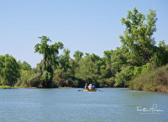 Bootsfahrt auf dem Rio Fuerte