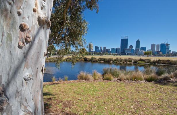 Perth am Swan River