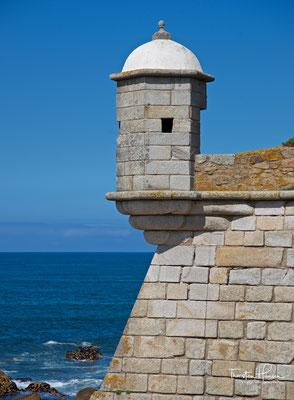 Forte de São Francisco Xavier in Porto