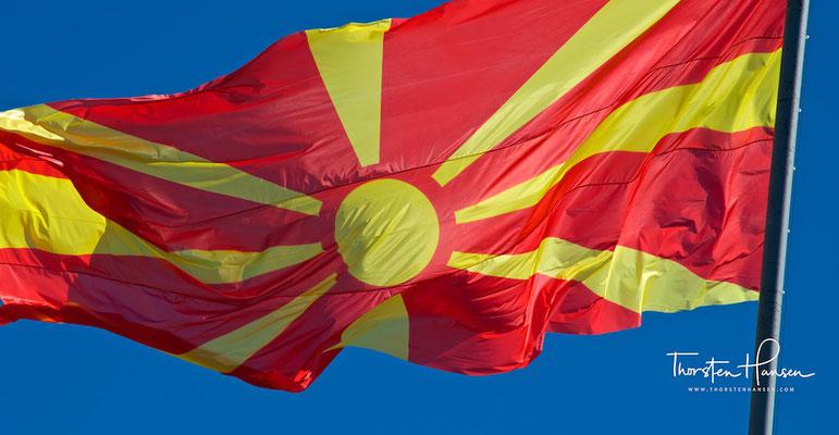 Willkommen in Mazedonien