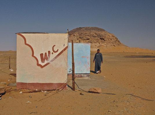Wüstenraststätte