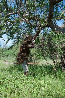 Auf der Jagd mit den Hadza am Lake Eyasi