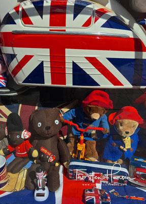 Britische Souvenirs