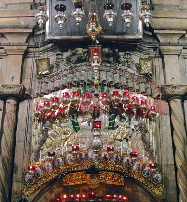 Heilig-Grab-Ädikula in der Grabeskirche