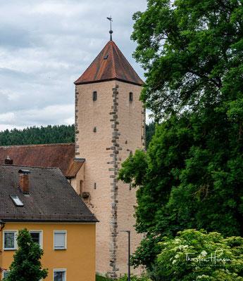 Berühmt wurde Burg Trausnitz durch die 28-monatige Gefangenschaft Friedrichs des Schönen von Österreich nach der Schlacht bei Mühldorf.