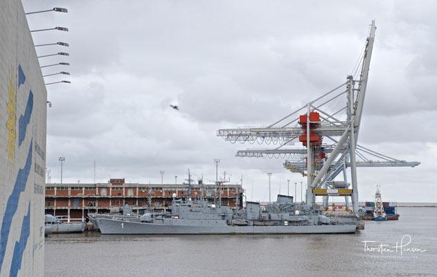 Montevideo zählt zu den zehn sichersten Städten Lateinamerikas und ist zudem nach einer Studie die südamerikanische Stadt mit der höchsten Lebensqualität