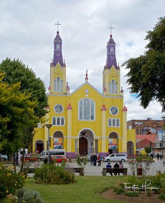 Holzkirche Santiago de Castro